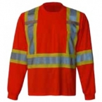 Promotional products: Safety Long Sleeve Shirt