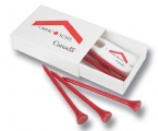 Promotional products: Box of six 3 1/4
