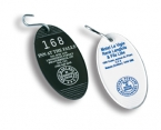 Promotional products: Hotel key tag