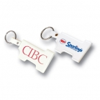 Promotional products: Key tag