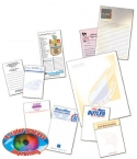 Promotional products: Scratch pads - four color process