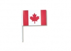 Promotional products: Stock flags - stock canadian flag