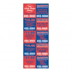 Promotional products: Coupon magnets