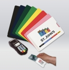 Promotional products: Vertical Thin Card Holder