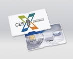 Promotional products: RFID shielded thin card holder