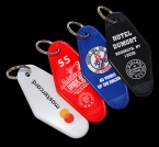 Promotional Diamond Shape Hotel Or Motel Key Tag