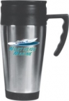 Promotional products: 15oz. Stainless Sport Driver - Plastic Liner
