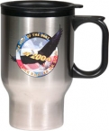 Promotional products: 16oz. Stainless Bullet - Stainless or Plastic Liner