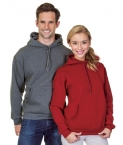 Promotional products: Pullover Pre Washed Hooded Sweatshirt