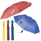 Promotional products: The Mist - Auto open compact umbrella