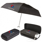 Promotional products: The Vault - Compact umbrella with case