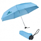 Promotional products: The Mini Stripe - Compact umbrella