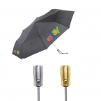 Promotional products: The Alloy - Auto open & close compact umbrella