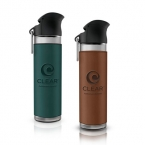 Promotional products: Cobra Tritan Water bottle with sleeve