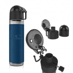 Promotional products: Bullet Tritan Water Bottle with sleeve