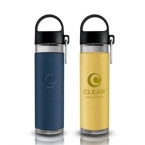 Promotional products: Manhattan Tritan Water bottle with sleeve