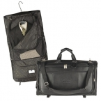 Promotional products: The Overnighter - Leather Garment Bag