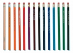 Promotional products: Pencils-hex shaped