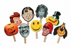 Promotional products: Masks-custom shaped