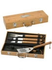 Promotional products: 5 Pc. Deluxe Bamboo Set