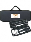 Promotional products: 4 Pc Deluxe BBQ Set
