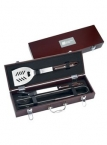 Promotional products: 3 Pc. Executive Barbecue Set