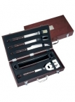 Promotional products: 5 Pc. Executive Barbecue Set