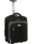 Promotional products: Wheeled Ferraro Carry-on w/Compu-sleeve