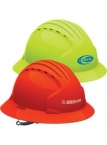 Promotional products: Evolution 6141 Full Brim Hi-Vis Hard Hat