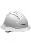 Promotional products: Evolution 6141 Full Brim Vented Hard Hat