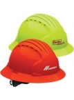Promotional products: Evolution 6161 Full Brim Hi-Vis Hard Hat