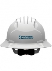 Promotional products: Evolution 6161 Full Brim Vented Hard Hat
