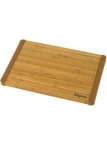 Promotional products: Non-Slip Bamboo Cutting Board (L)