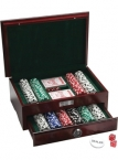 Promotional products: 500 pc Executive Poker Set