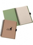 Promotional products: Terra Recycled Note Book