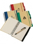 Promotional products: Geo Recycled Notebook