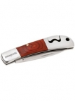 Promotional products: Small Lockback Wood Knife