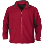 Promotional products: HOTLIST MEN'S MICRO BONDED FLEECE SHELL