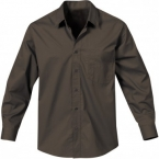 Promotional products: HOTLIST MEN'S METRO EASY CARE TWILL SHIRT