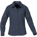 Promotional products: HOTLIST WOMEN'S METRO EASY CARE TWILL SHIRT