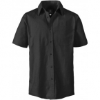 Promotional products: HOTLIST MEN'S FLEX EASY CARE S/S SHIRT