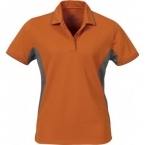 Promotional products: HOTLIST WOMEN'S COOLMAX BAJA POLO