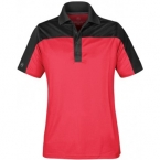 Promotional products: Hotlist Women's Link Two-tone Polo