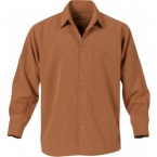 Promotional products: HOTLIST MEN'S STORMTECH MICRO DOBBY SHIRT