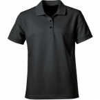 Promotional products: HOTLIST WOMEN'S MICRO-PIQUE S/S POLO