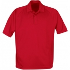 Promotional products: HOTLIST MEN'S H2X-DRY ECO RECYCLED POLO