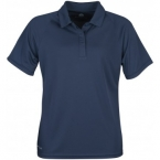 Promotional products: HOTLIST WOMEN'S H2X-DRY ECO RECYCLED POLO