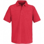 Promotional products: HOTLIST MEN'S HONEYCOMB PIQUE SPORT POLO
