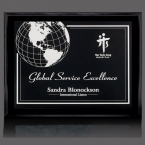 Promotional products: Farnsworth/Gemini Plaque - Black/Black 7