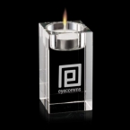 Promotional products: Perth Candleholder - Optical 2